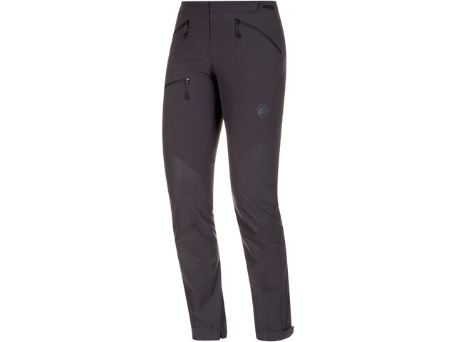 Mammut Courmayeur SO Pantalones Mujer, black